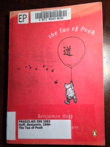 Benjamin Hoff's The Tao of Pooh (1982)